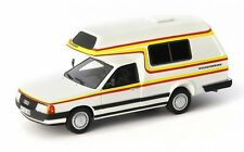 Autocult ATC09003 - Audi 100 Type 44 Bischofberger blanc Allemagne 1985  1/43