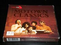 Motown Classics - 3 CD's Album Boxset - 70 Great Tracks - 2003 Capital Gold