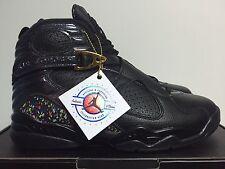 Nike Air Jordan 8 Retro C&C US 10,5 Yeezy Lab Quai Supreme Max Force OVO Drake 2