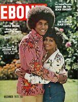 EBONY MAGAZINE-DEC 1973-JACKSON 5 JERMAINE JACKSON/POINTER SISTERS-BLACK STUDIES