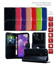 For Nokia Lumia 735 Wallet Case Card Slot Book Cover PU Leather Phone Case