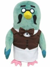 "Sanei  Little Buddy Animal Crossing New Leaf Brewster / Master 8"" Plush"