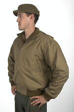 Tanker Jacket, Fleece-Lined, Size M