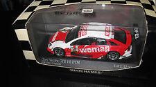 MINICHAMPS 1.43 OPEL VECTRA GTS  V8 DTM 2004 #15 T SCHEIDER OPC TEAM HOLZER