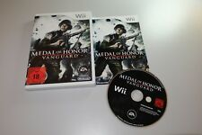 Medal of Honor: Vanguard Nintendo Wii