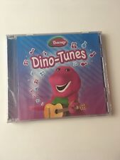 Barney DINO-TUNES CD Educational New Sealed