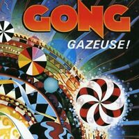 Gong - Gazeuse! [CD]