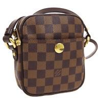LOUIS VUITTON RIFT CROSS BODY SHOULDER BAG SR0095 PURSE DAMIER N60009 00872