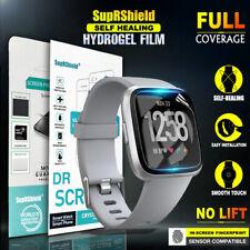 SupRShield Full Coverage Screen Protector For Fitbit Versa /Versa 2 /Versa Lite