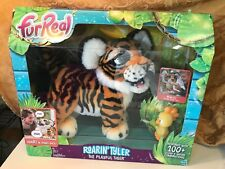 FurReal Roarin' Tyler the Playful Tiger New In Box