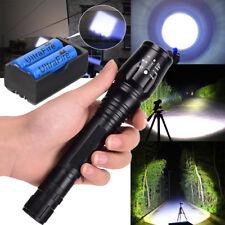 Tactical Handheld Flashlights Flashlight Yifeng XML T6 Ultra Bright LED With 5