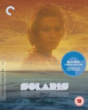 Solaris The Criterion Collection Blu-ray 2017 DVD 5050629727838