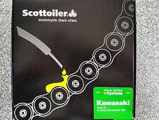 Scottoiler V-System Versys Kit speziell für alle Kawasaki Motorräder