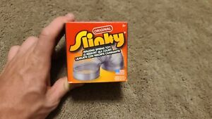 The Original Slinky Walking Spring Toy, Metal Slinky, Easter Basket Stuffers