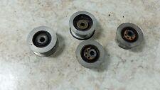 11 2011 Ducati 848 cam timing belt idle idler rollers pulleys wheels