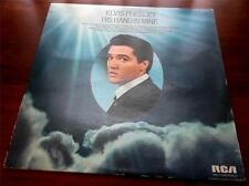 Elvis Presley   His Hand In Mine  1976   RCA  ANL1-1319   Spiritual  Vinyl  VG++