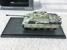 Dragon Armor JAGDPANTHER DISPLAY TANK Furer Grenadier Dec 1944 WWII 1:72 60005