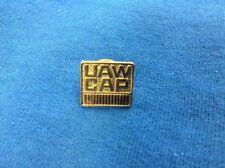 Vintage UAW CAP Auto Workers Trade Union Member Lapel Pin Pinback FoMoCo