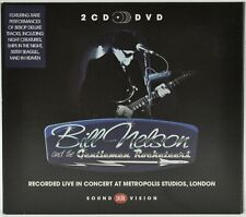 Bill Nelson and the Gentlemen Rocketeers : Recorded Live - Digipak 2 CD & DVD