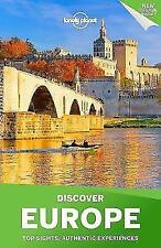 Lonely Planet Discover Europe by Lonely Planet 9781786577115 Paperback,2017 (F1)