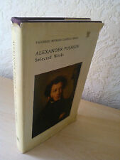 Alexander Pushkin: Selected Works in Two Volumes, Moscow, 1974 [1st Edition]