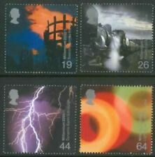 GB 2000  Commemorative Stamps~Fire & Light~2nd~Unmounted Mint Set~UK Seller