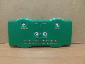 Decimal Coinage – plastic Decimeter (calculator) c1971