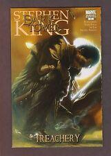 Dark Tower: Treachery #1 (2008) Dell'Otto Variant, Steven King, Jae Lee, NM-
