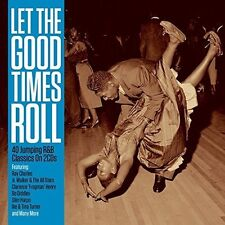 Various Artists - Let The Good Times Roll / Various [New CD] UK - Import