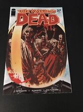 The Walking Dead #27 First Appearance Of The Governor Key Comic Book!