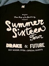 Drake & Future Local Crew limited edition T-shirt Brand New/Never Worn
