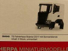 1//87 Herpa scania cg17 conductor casa 2 unid 084949