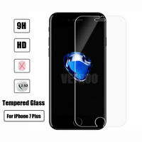 """New Premium Tempered Glass Film Screen Protector for Apple 5.5"""" iPhone 7 plus"""