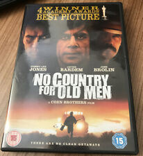 No Country for Old Men DVD(2008) Tommy Lee Jones Amazing Value At Low Prices