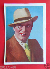 figurine actor acteurs card nestle stars of the silver screen 118 richard tauber