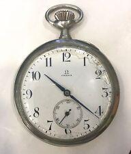 Vintage Omega Pocket Watch Orologio da tasca anni '40