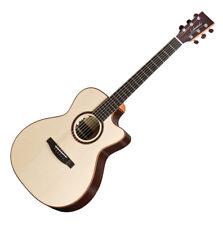 Lakewood M-31 CP Grand Concert Open Pore Satin Gloss Ebony Acoustic Guitar