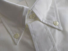 NWOT Brooks Brothers White Supima Oxford Button Down 15-31 Slim MSRP $95