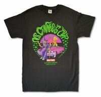 U.S. Cannabis Cup Weed Wizard April 2017 Black T Shirt Official High Times