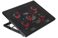 Base de refrigeracion para portatiles mars gaming  mnbc2 5 ventiladores ultra...