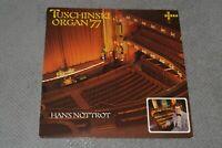 Hans Nottrot~Tuschinski Organ '77~Amsterdam~Netherlands IMPORT~FAST SHIPPING!!