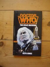 Doctor Who The Space Museum *1987 W.H. ALLEN HARDBACK, NOT EX-LIBRARY*