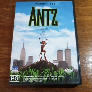 Antz DVD R4  FREE POST
