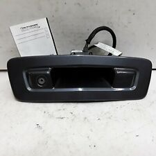 09 10 11 12 Chevrolet Traverse rear backup camera in liftgate OEM