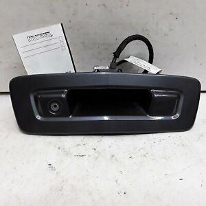 09 10 11 12 Chevrolet Traverse rear backup camera in liftgate OEM
