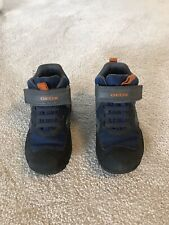 Boys Boots Geox Size 8.5 (26) Great Condition