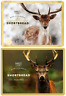 Shortbread Biscuits Stag tin M&S Scottish Butter 1x 650g Mark & Spencer Xmas