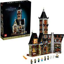 Lego Creator Expert Haunted House 10273 Fairground Collection 3231 Pcs