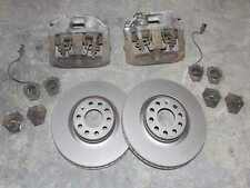 Audi S6 4B / Allroad Bremsanlage vorne HP2 Bremse 320x30 Bremssattel komplett