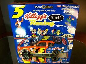 Terry Labonte #5 Kellogg's got milk? 2004 Chevrolet Monte Carlo 1:24 TC Owners